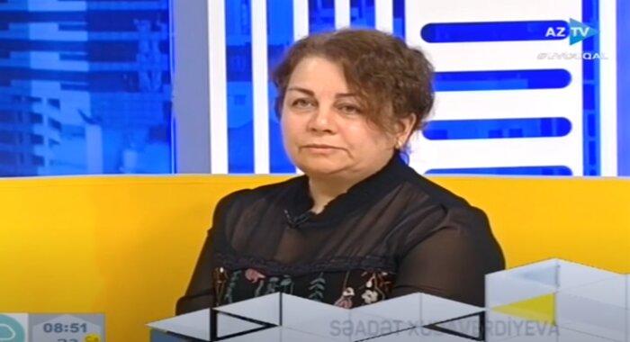 Cотрудник института принял участие в передаче «Телеутро» на канале AZTV