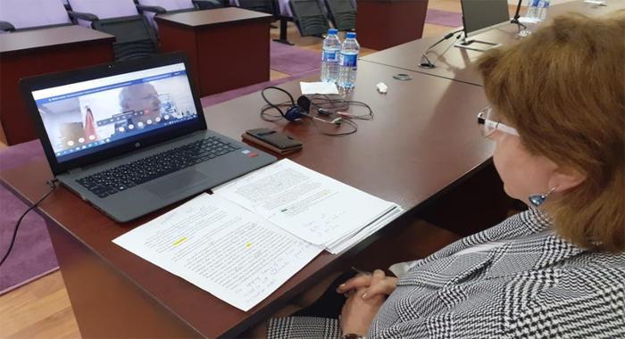 UNESCO koronavirus pandemiyası ilə bağlı virtual dialoq keçirib