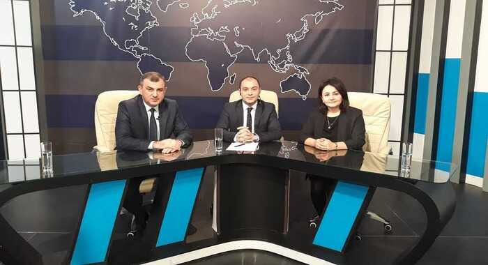 Старший научный сотрудник института Улдуза Мевалиева приняла участие в передаче «Моя Родина Азербайджан» на Lider TV