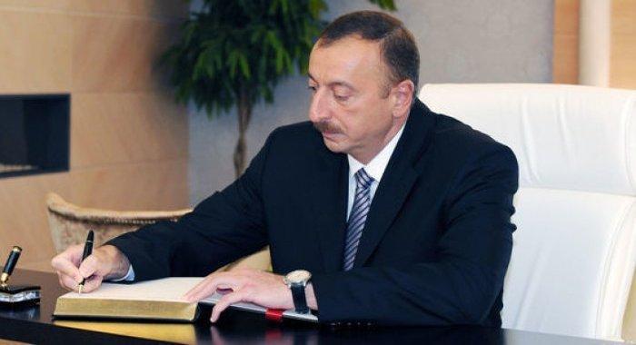 Распоряжение Президента Азербайджанской Республики o проведении 110-летия академика Владимира Волобуева