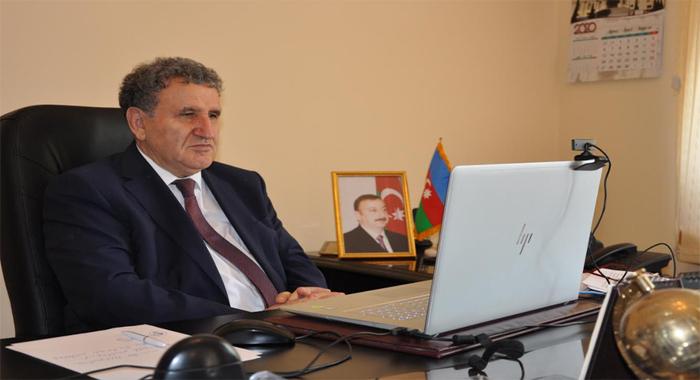 Академик Иса Габиббейли выступил на онлайн-заседании Комитета Милли Меджлиса по науке и образованию