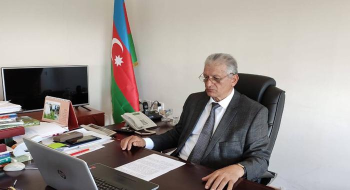 Член-корреспондент НАНА Зейнал Акперов выступил на онлайн-конференции, посвященной генетике человека и генетическим заболеваниям